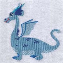 Dragon Decor embroidery design