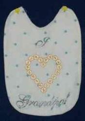Love Grandpa embroidery design