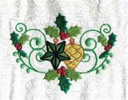 Xmas Decoration embroidery design