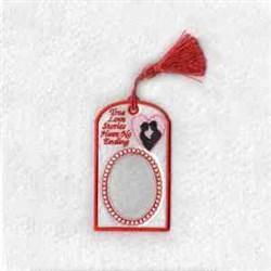 True Love embroidery design