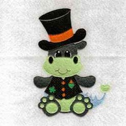 Irish Dragon embroidery design