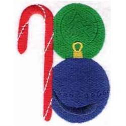 Jacobean Christmas B embroidery design