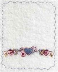 Wedding Shower embroidery design