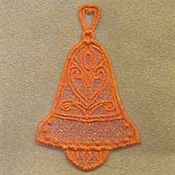 FSL Holiday Bell embroidery design