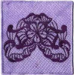 FSL Ornamental Flower embroidery design