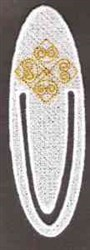 FSL Clip Bookmark embroidery design
