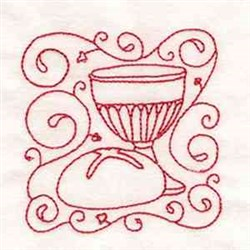 Communion Easter Block embroidery design