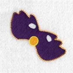 Pumpkin Face embroidery design