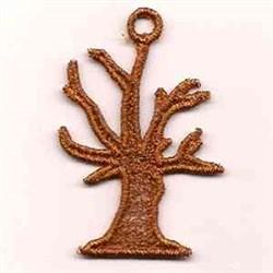 FSL Halloween Mini Tree embroidery design