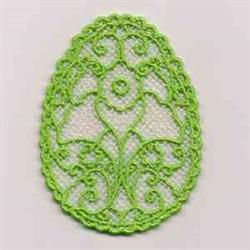 FSL Festive Easter Egg embroidery design