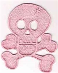 FSL Skeleton Head embroidery design