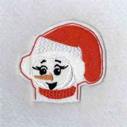 Candy Cane Topper embroidery design