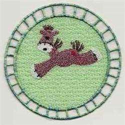 FSL Pony embroidery design