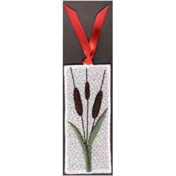 FSL Cattail Bookmark embroidery design