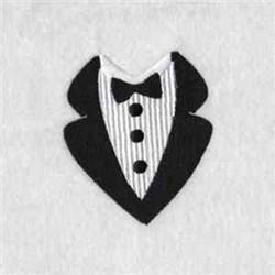 Wedding Tuxedo embroidery design