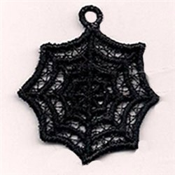 FSL Halloween Spiderweb embroidery design