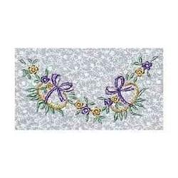 Redwork Spring Design embroidery design