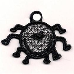 FSL Spider Ornament embroidery design