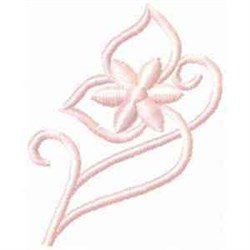 FSL Flower embroidery design