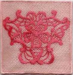 FSL Oranment embroidery design