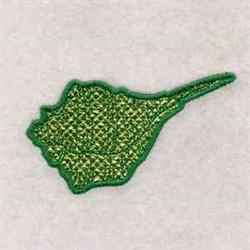 Sea Neighbor embroidery design