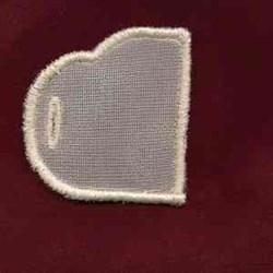Votive Candlewrap embroidery design