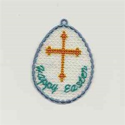 FSL Easter Egg embroidery design