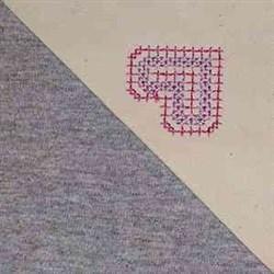 Cross Stitch Folk Art embroidery design