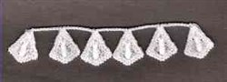 FSL Lace Border embroidery design