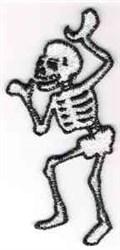 FSL Skeleton embroidery design