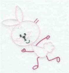 Kids Line Art Fun embroidery design