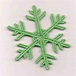 FSL Winter Snowflake embroidery design