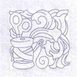 RW Sewing Blocks embroidery design