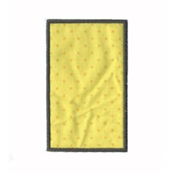 Applique Bag Rectangle embroidery design