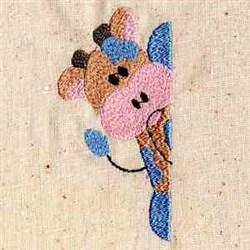 Cow Pocket embroidery design