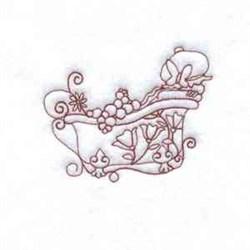 Bath Bubbles Girl embroidery design