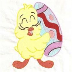 eastertimechicks_005 embroidery design