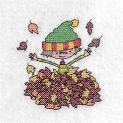 fallfun_006 embroidery design