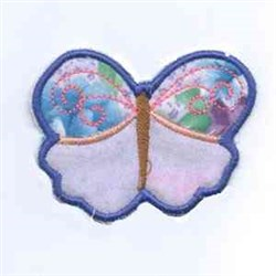Craft Forever Butterfly embroidery design