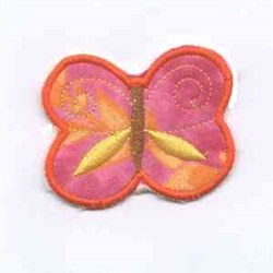 Butterfly Craft Bug embroidery design