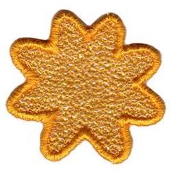 FSL Pumpkin Tea Light Sunflower embroidery design