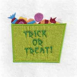 Candy Applique embroidery design