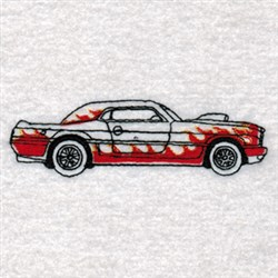 Hot Rods   embroidery design