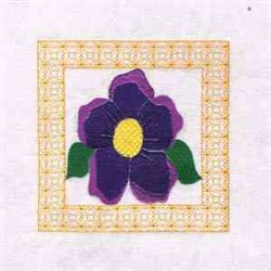Spring Lace Flower   embroidery design