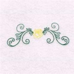 Rose Garden embroidery design