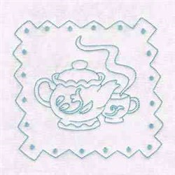 Hot Tea Quilts embroidery design