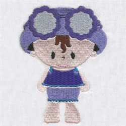 Summer For Babies embroidery design