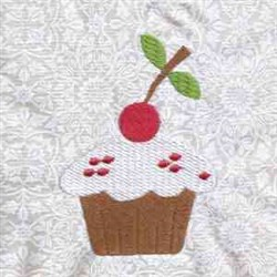 Pastry embroidery design