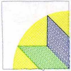 Quilting Section embroidery design