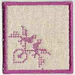 Christmas Folk Art embroidery design